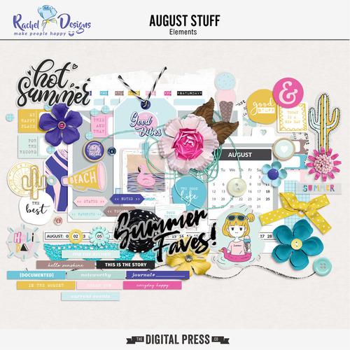 August stuff