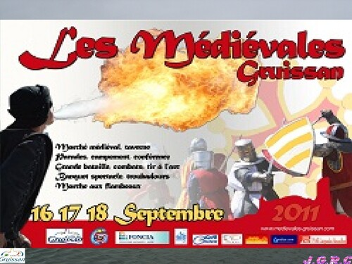 GUISSAN FETES MEDIEVALES  09/2011     05/05/2014