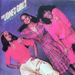 The Jones Girls - Get As Much Love As You Can - Complete LP