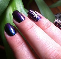 Tuto Nail-Art #2: Ozotic'n Caviar