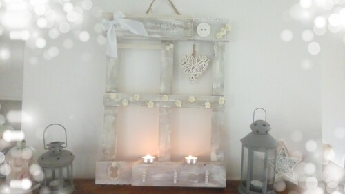 Le style shabby chic , j'adore