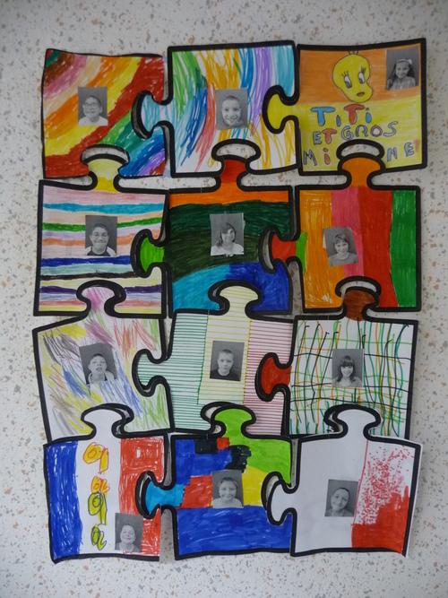 Puzzle de la classe