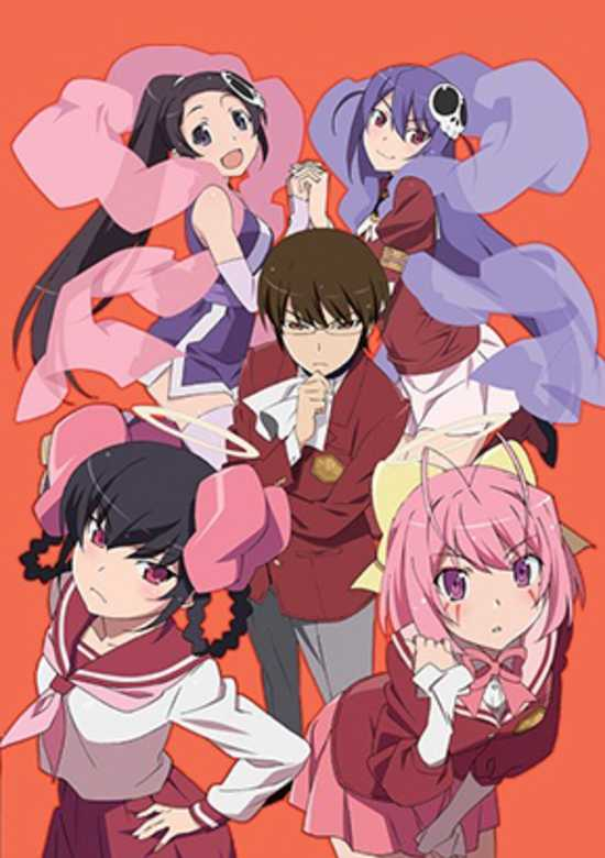 The World God Only Knows III انمي