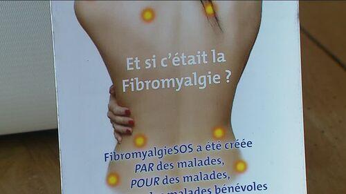 Marcher pour la fibromyalgie