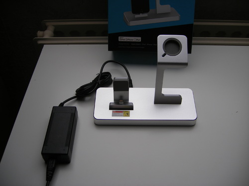 Support de Charge Station Apple