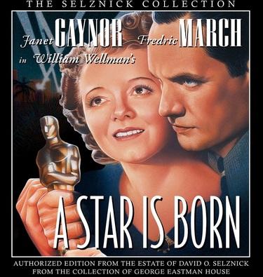 B.O A star is born 1937