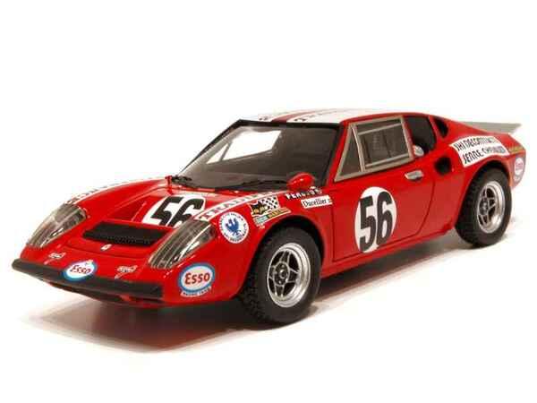 Le Mans 1972 Abandons I