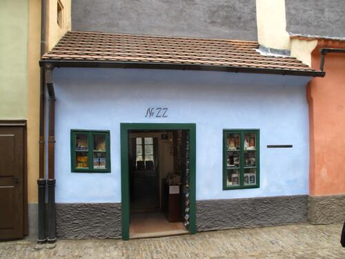 dernière étape Prague