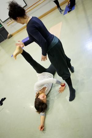 dance ballet class floor barre serena cundari photographer adam thernan