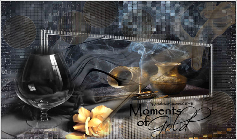 Moments of Gold...