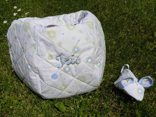 """sac de """"bébé Iris """""""