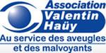 association Valentin Haüy - retour Accueil