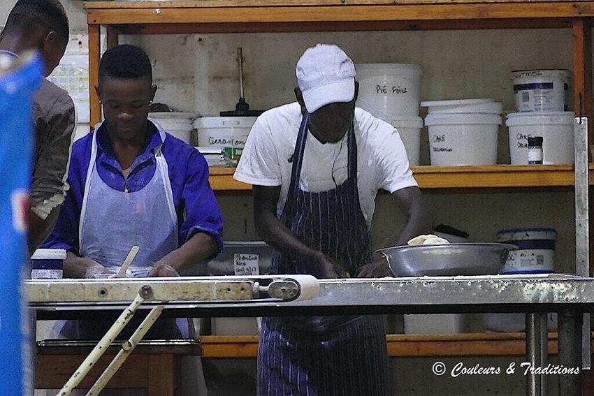 La boulangerie de Kalk Bay, une bonne adresse