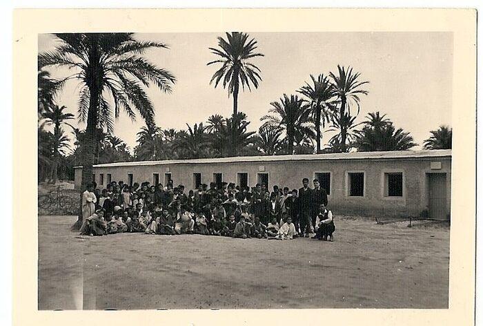 """""""Hôtel Es Salem *** La guerre d'Algérie, une adolescence naufragée""""  Un livre de Jean Fouquet"""
