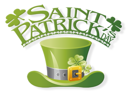 Décorations St-Patrick Série 9