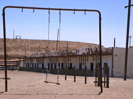 Arica - Iquique - ville fantôme de Humberstone