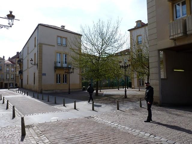 Dimanche en Outre-Seille 19 Marc de Metz 2011