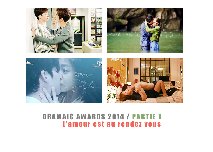 Les DRAMAIC AWARDS 2014 / PARTIE 1
