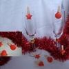 marque-verres rouges