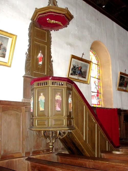 église de Prusly