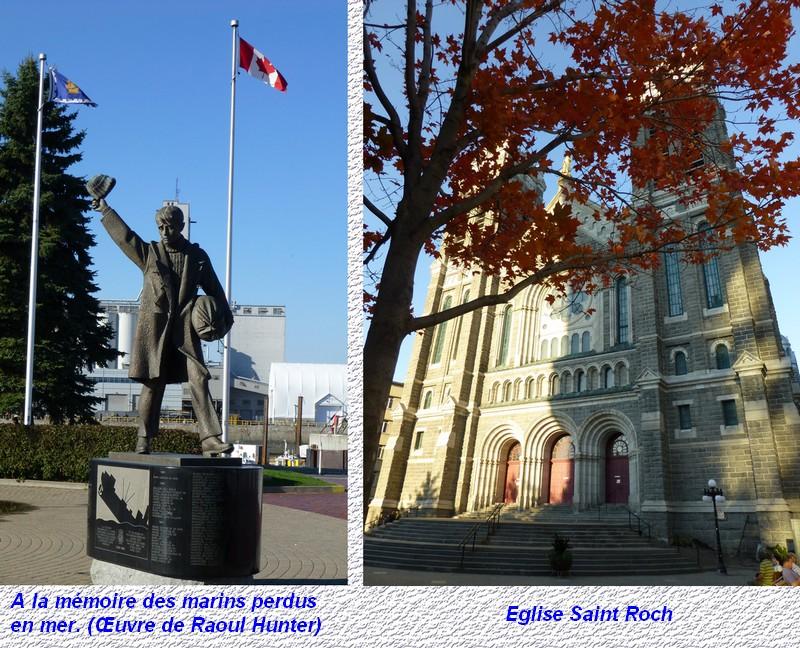 Le vieux Québec (basse ville)