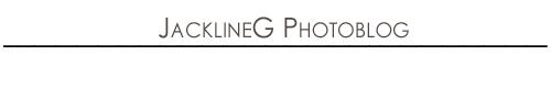 JacklineG Photoblog