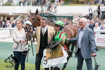 Un Grand Steeple-Chase sans accros.