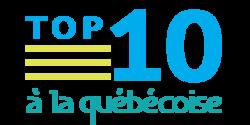 TOP 10 de mes lectures québécoises
