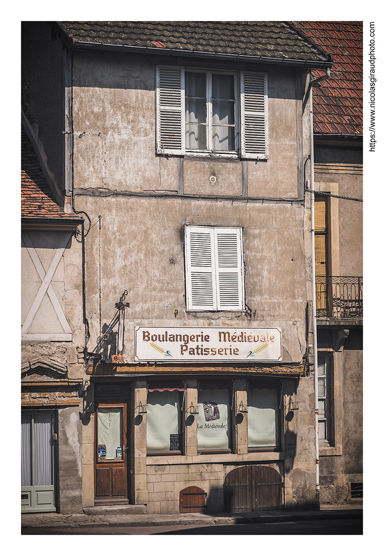 Autun la Romaine... en Bourgogne