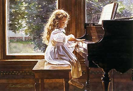 steve hanks the sound of tiny fingers