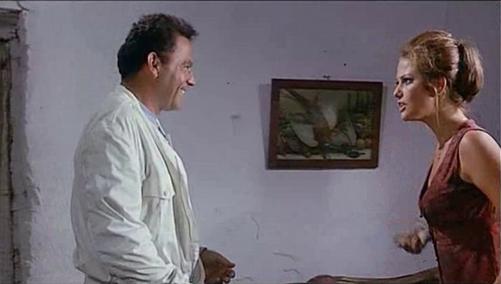 La mafia fait la loi, il giorno della civetta, Damiano, Damiani, 1968