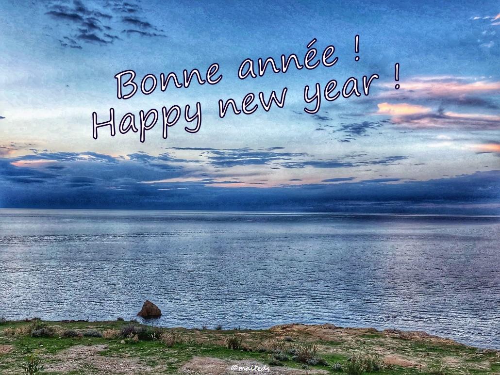 Pace e salute ! - Bonne année !