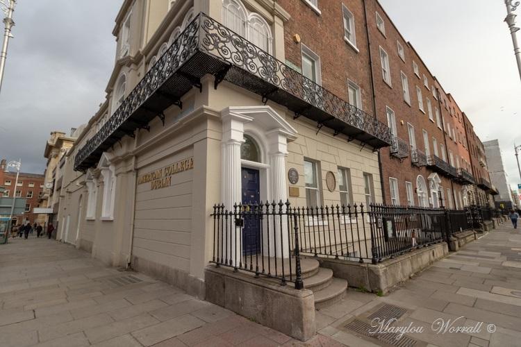 Dublin : Le Spire, le château, Oscar Wilde etc