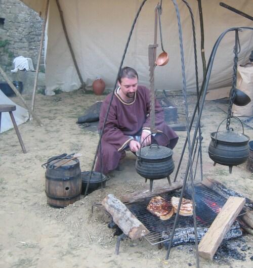 Fêtes médiévales été 2013