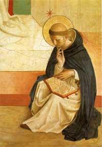 Saint Dominique de Guzman. Fondateur de l'Ordre des Frères prêcheurs († 1221)