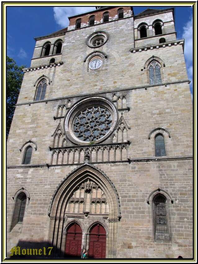 La Cathédrale de Cahors (lot)