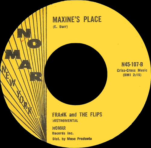 """Maxine Brown : Album """" The Fabulous Sound Of Maxine Brown """" Wand Records WDM 656 [ US ]"""
