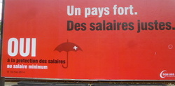 Salaire minimum
