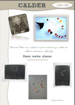 Fil de fer et Alexander Calder