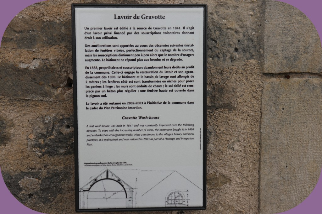 ALISE SAINTE REINE (CÔTE D'OR)