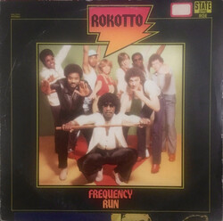 Rokotto - Frequency Run - Complete LP