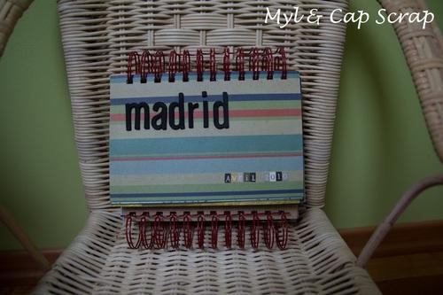 Mylène : Madrid