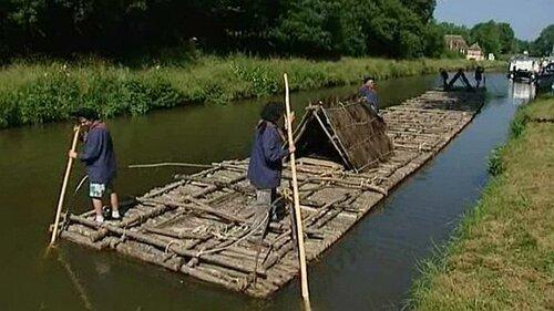 Flottage du bois, Flotteur
