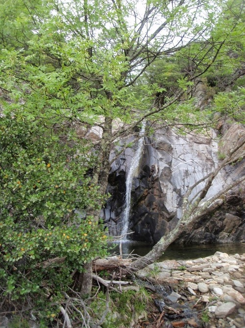 Cascade sur le Boulin