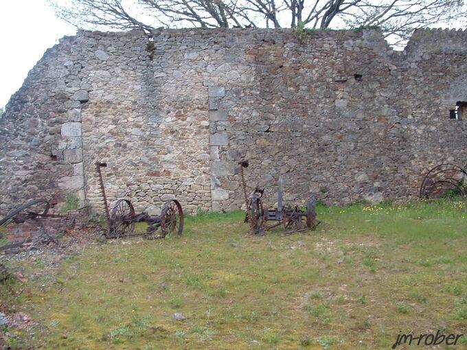 Limousin-le retour sur l'histoire, le souvenir - Oradour sur Glane