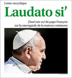 """Déclaration- de la Libre Pensée-A propos de l'encyclique papale """"Laudato si"""" -par Jean-Sébastien Pierre"""