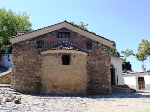 Plovdiv en Bulgarie: autour du théâtre antique (photos)