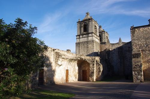 Jour 5 - les Missions de San Antonio et un peu d'Alsace au Texas