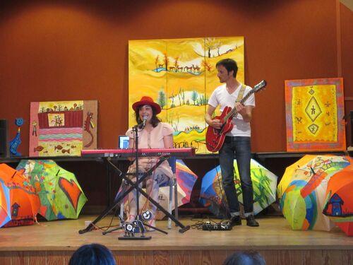 Concert aux Arcades