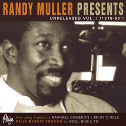 V.A. - Randy Muller Presents Unreleased Vol.I (1978.85') - Complete CD
